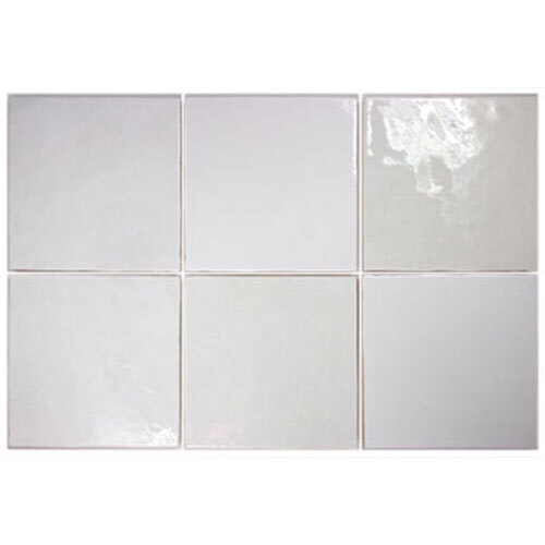 Artisan - White Gloss 132x132mm