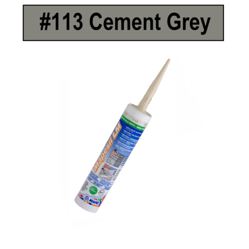 Mapesil LM #113 Cement Grey
